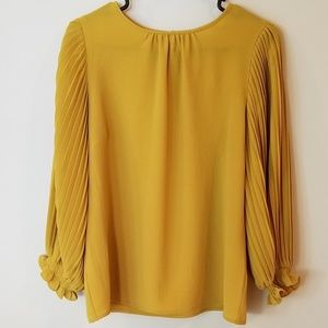 New York & Co Eva Mendes Layla Blouse